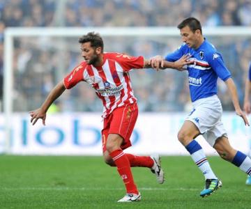2011 in serie B; il Vicenza grazie ad Abbruscato  ne fa 3 al Gubbio. 3-1