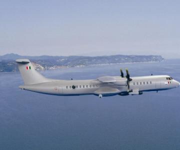 Finmeccanica: contratto da 100 milioni di euro per il supporto logistico degli ATR 72 MP dell'Aeronautica Militare