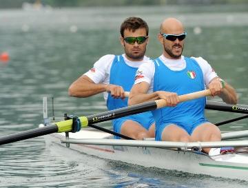 Coppa del Mondo a Lucerna: il due senza di Mornati e Carboncini in finale