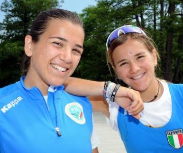 Europei Juniores a Bled: otto M, quattro senza M e due senza F in finale
