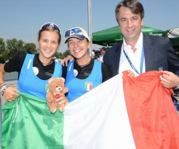 CANOTTAGGIO - Enrico Gandola: