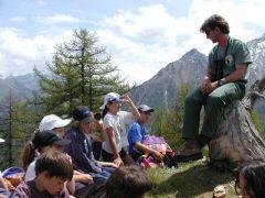 PARCO NAZIONALE GRAN PARADISO: A scuola di natura