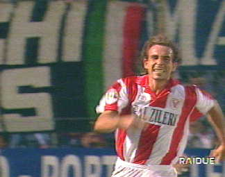 VIDEO 1997 -  COPPA ITALIA AL VICENZA