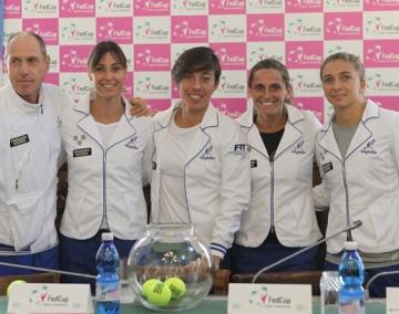FED CUP/Repubblica Ceca-Italia - Le convocate per la semifinale di Ostrava