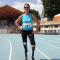 Giusy Versace: record europeo sui 100 metri