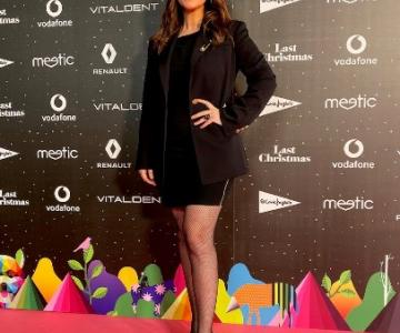 LAURA PAUSINI vince il prestigioso Premio alla carriera nella categoria Golden ai LOS40 MUSIC AWARDS