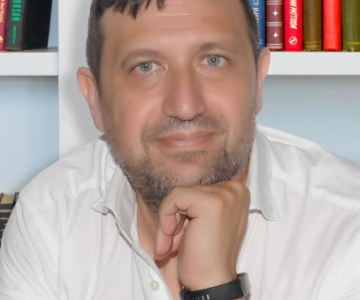 Intervista con lo scrittore, Luca Leone