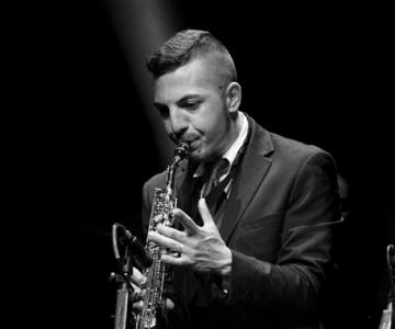 Intervista con il sassofonista Vittorio Cuculo